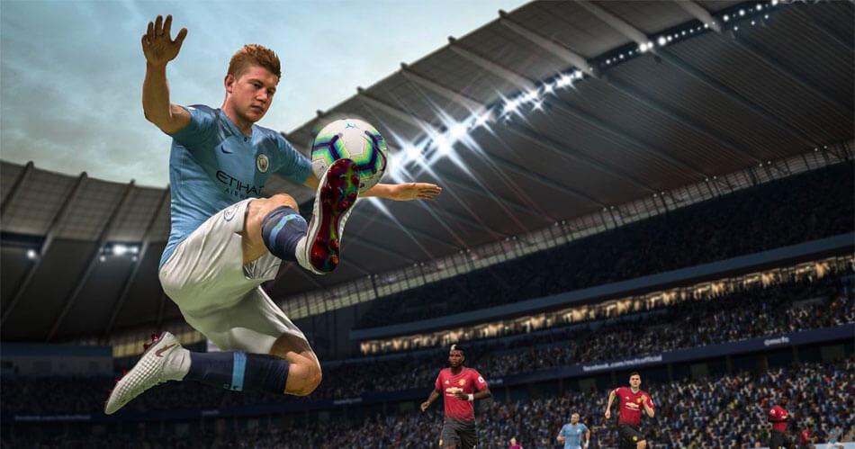 Wat? Drie voetbalgrootmachten ontbreken in FIFA 19