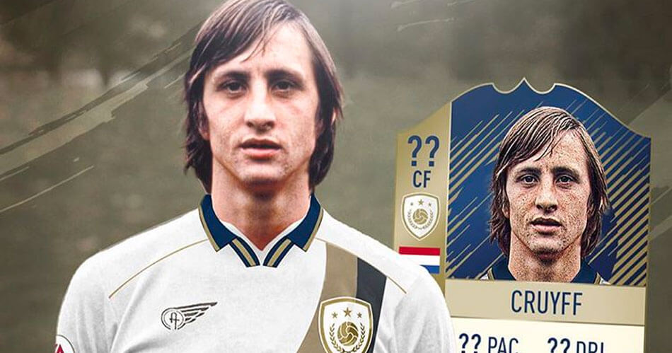 "Gamers boos over Cruijff in FIFA 19: ""Respectloos"""