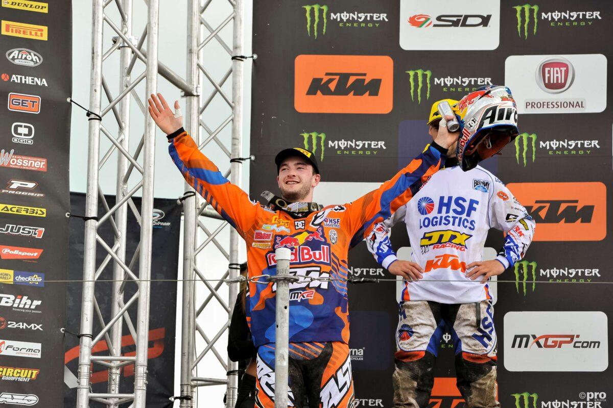 Herlings eerste Nederlandse wereldkampioen MXGP