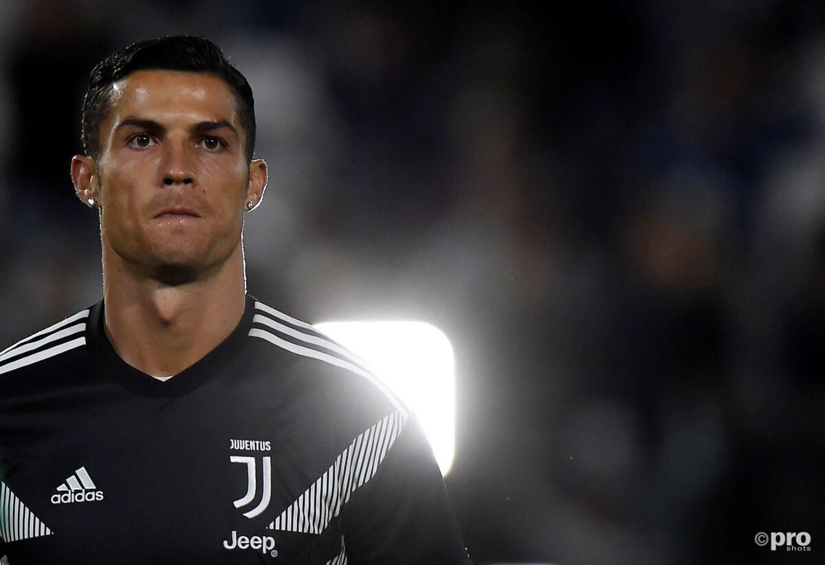 'Ronaldo wordt beschuldigd van verkrachting'