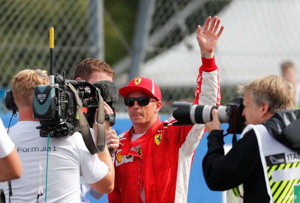 Raikkonen stopt bij Ferrari