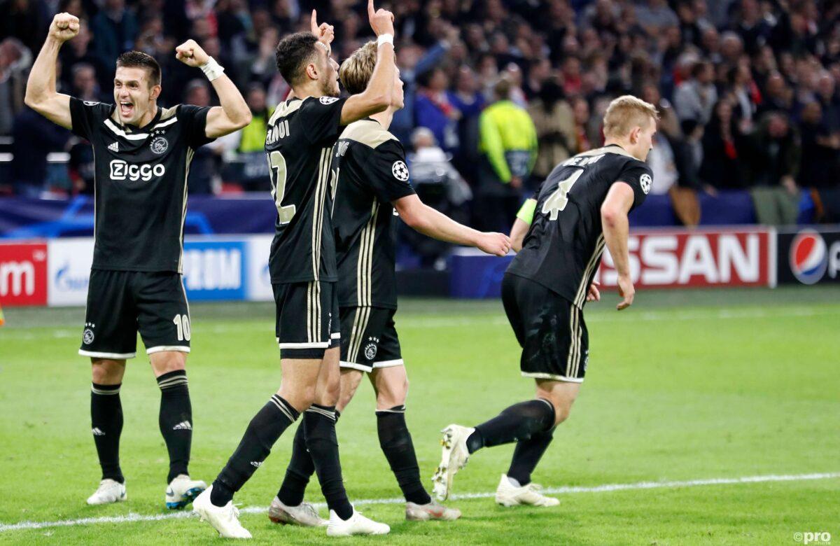 Nederland hard op weg naar rechtstreeks Champions League-ticket