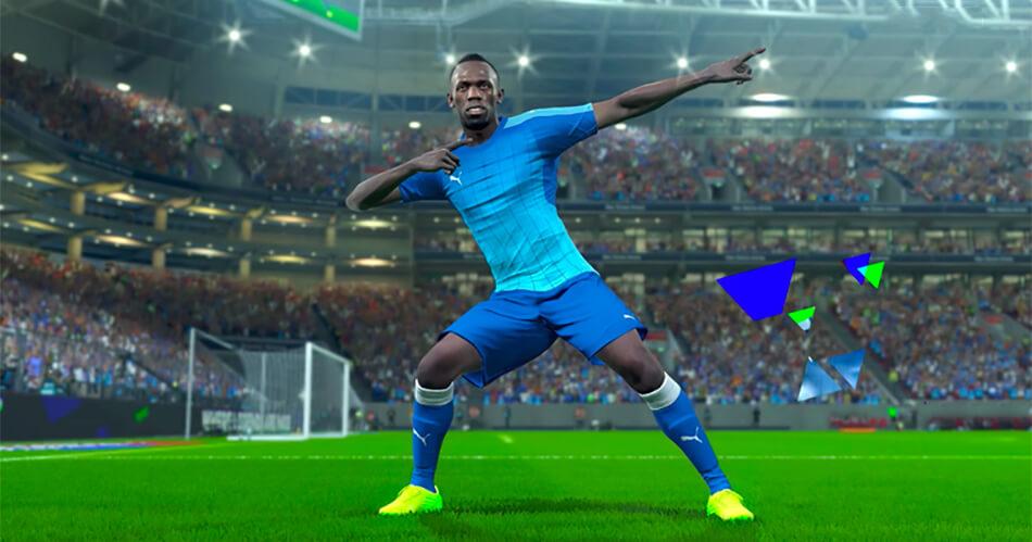 Usain Bolt komt naar FIFA 19, en dit zou zijn FUT-kaart worden
