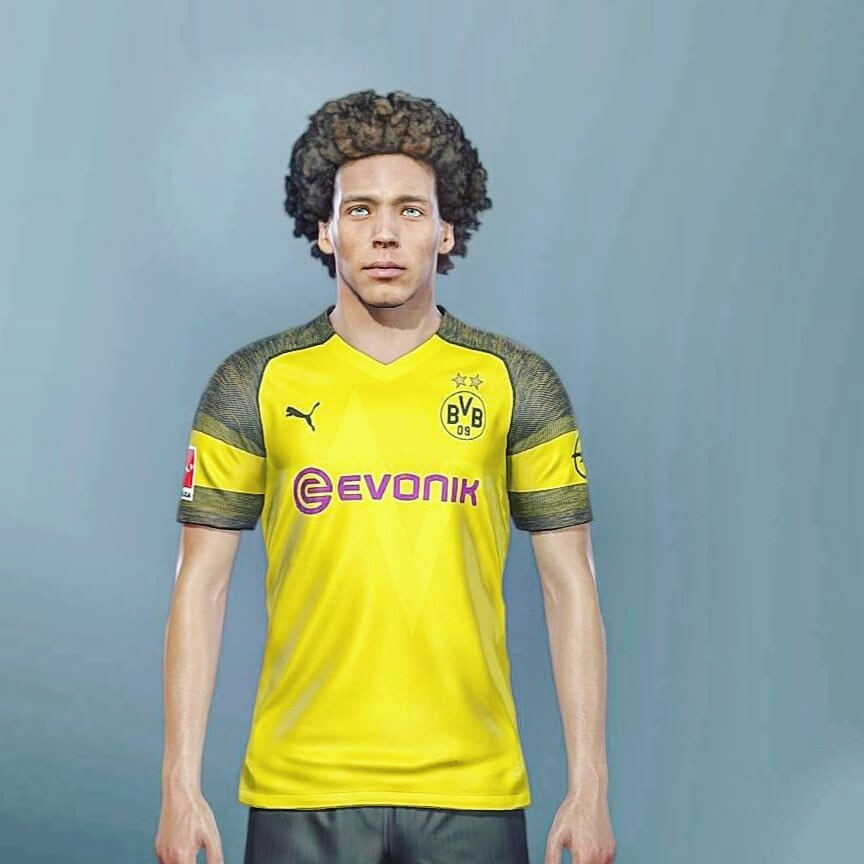 Witsel in PES 2019