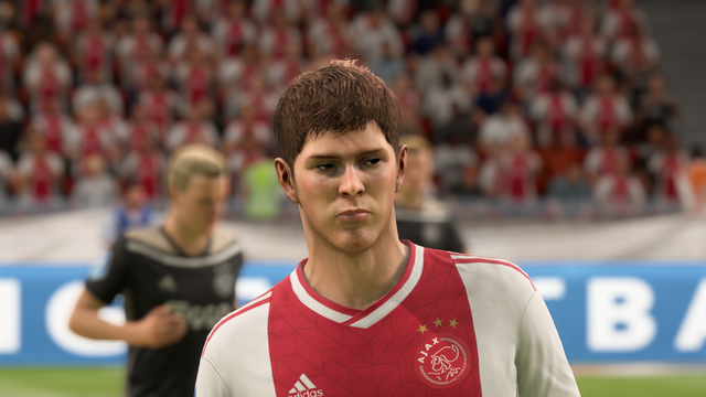 Klaas-Jan Huntelaar in FIFA 19