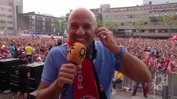"""John van den Heuvel Wembley uitgezet: """"Schandalige actie"""""""