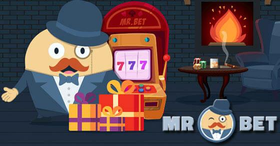 Mr. Bet maakt online casino's nog spannender