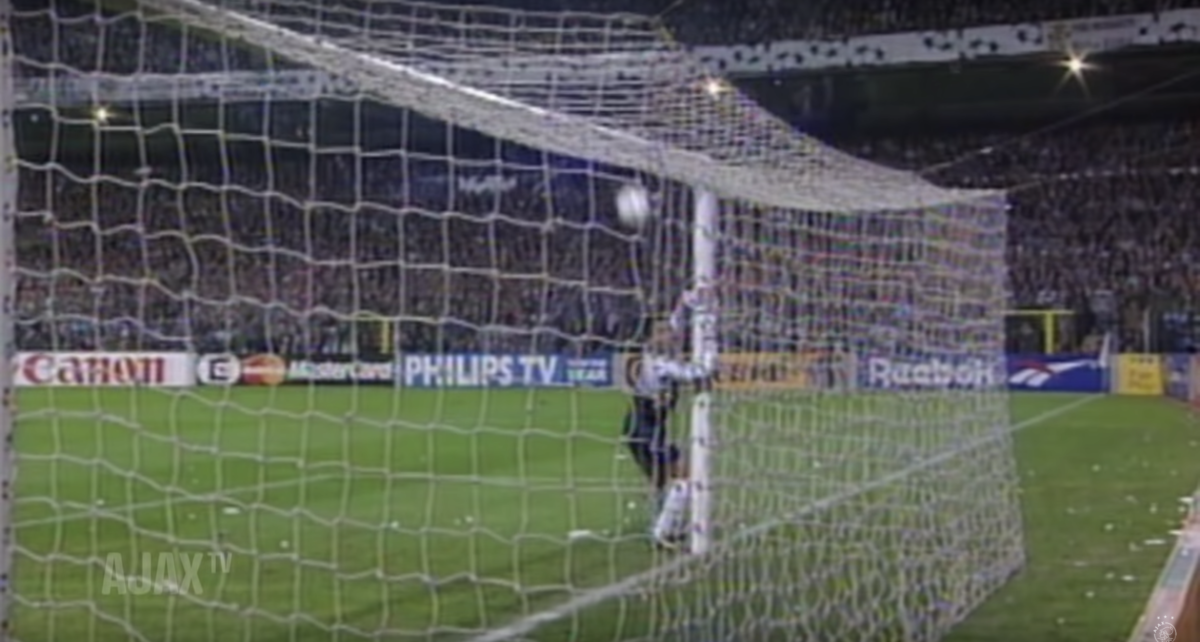 Ajax - Real Madrid 1995