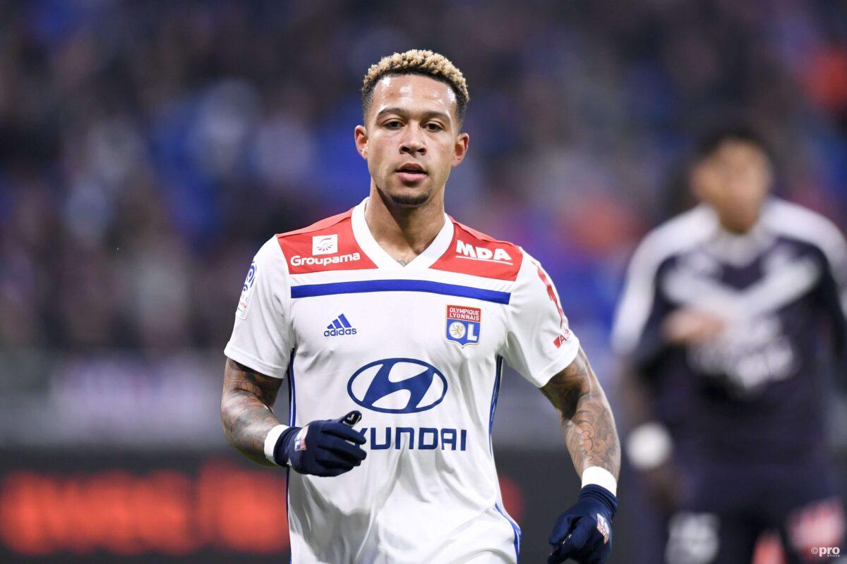 Memphis Depay duurste Nederlandse voetballer
