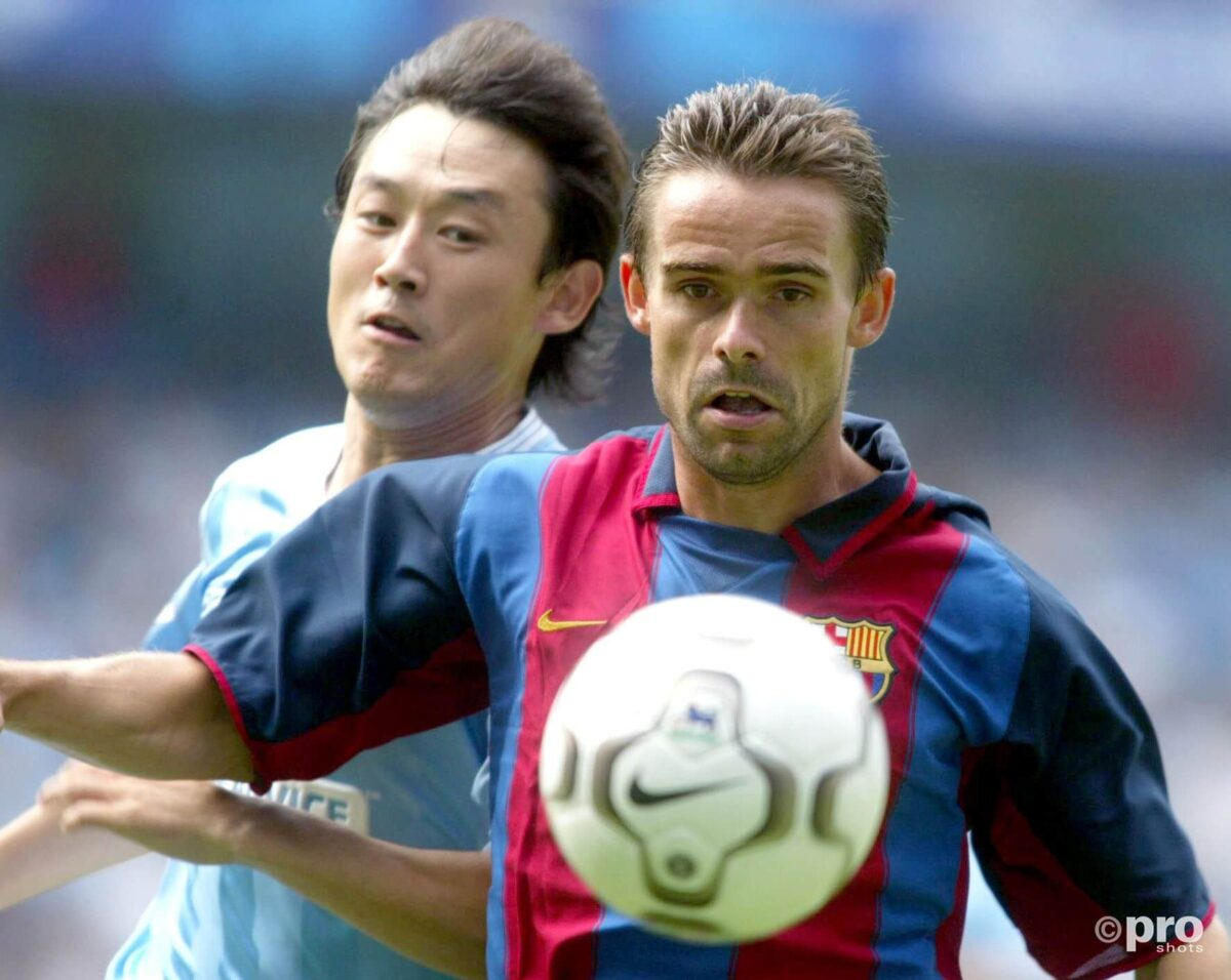 Marc Overmars duurste Nederlandse voetballer
