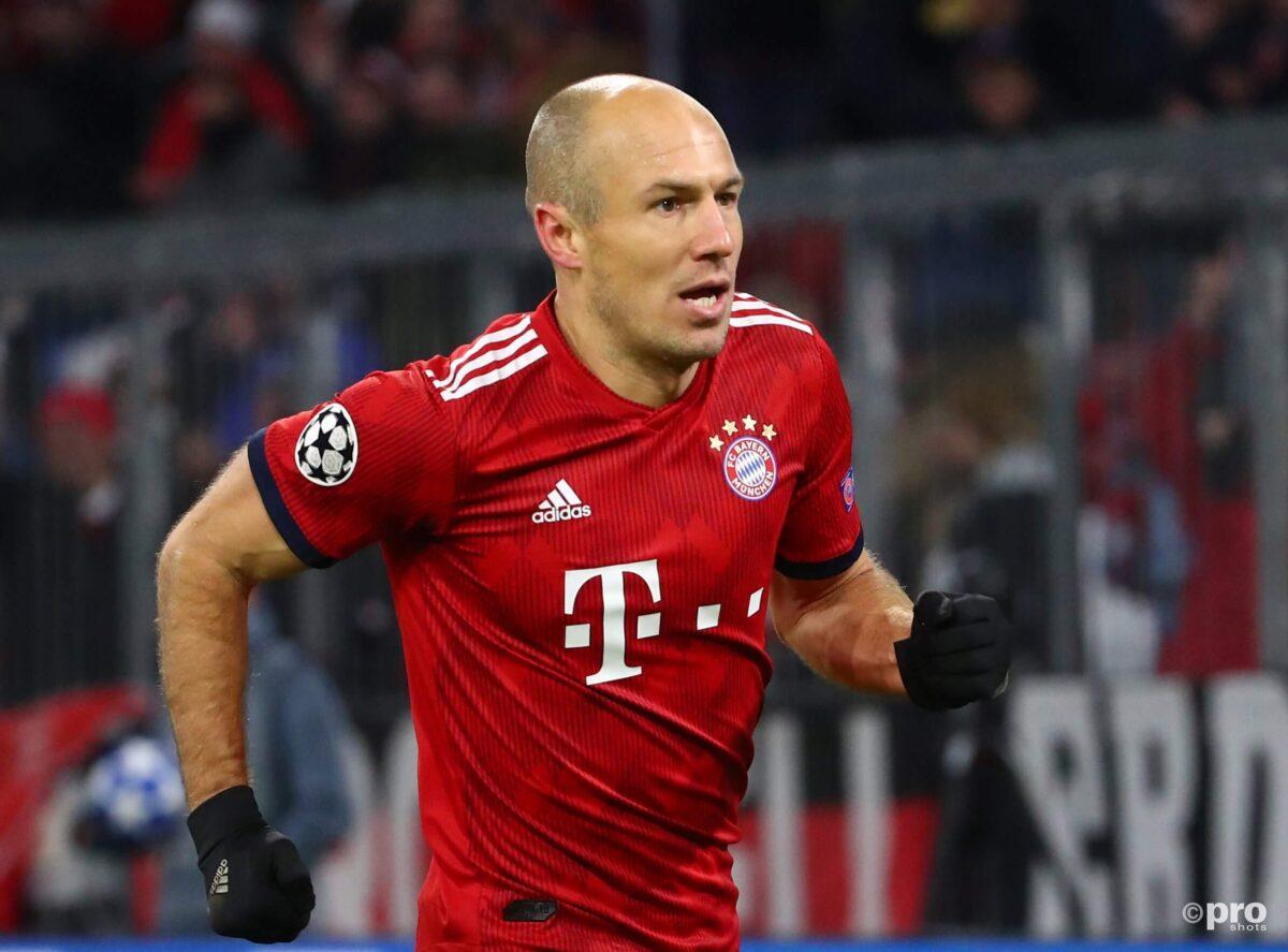 Robben duurste Nederlandse voetballer