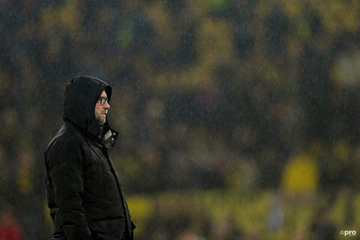 Klopp bij Borussia Dortmund