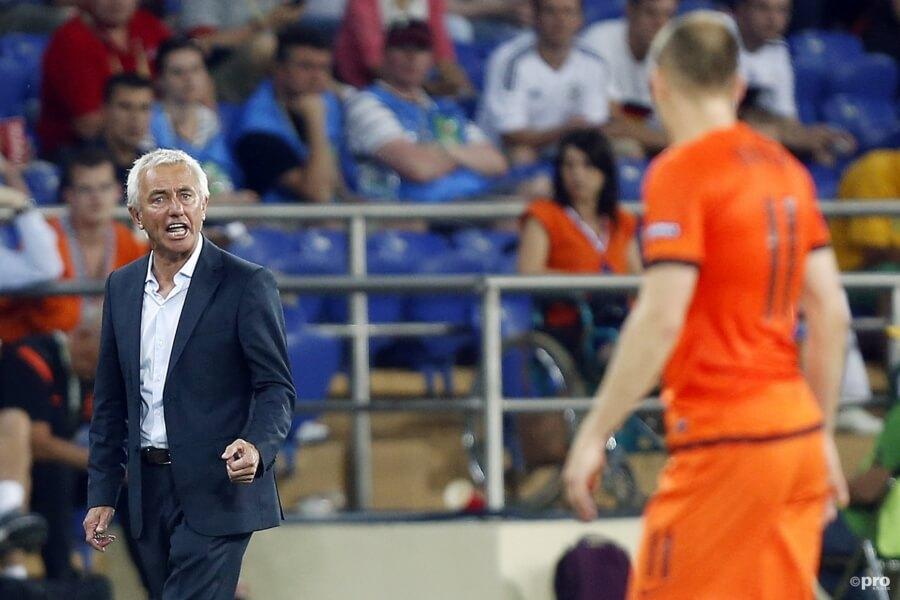 Bert van Marwijk bondscoach