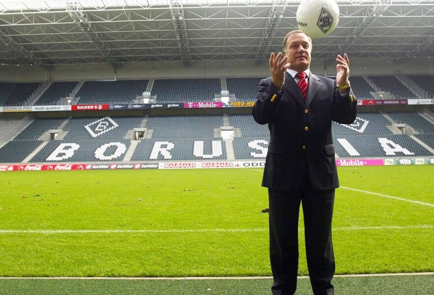 Advocaat bij Borussia Monchengladbach
