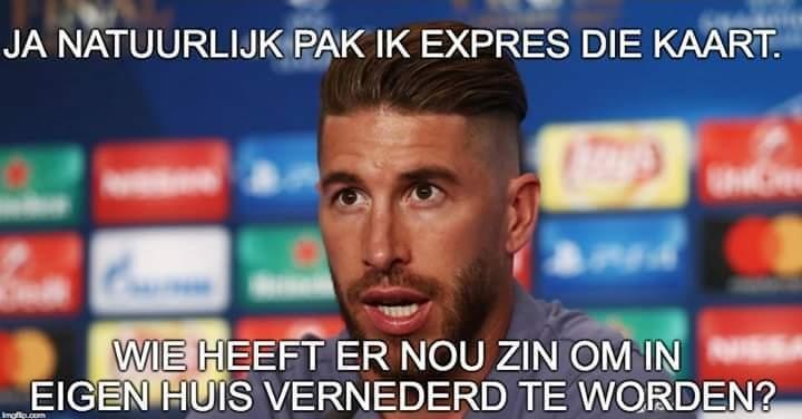 Real - Ajax memes