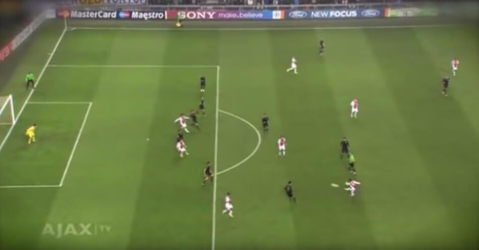 Ajax - Real matchfixing