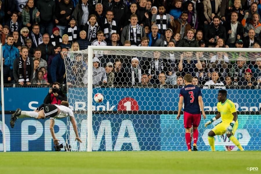 Ajax - Rosenborg uitschakeling