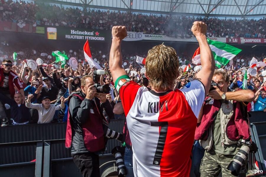 Feyenoord regerend landskampioen