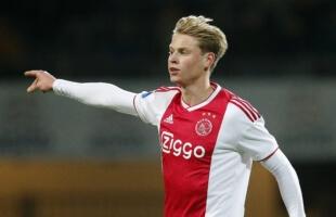 De duurste transfers in de Eredivisie