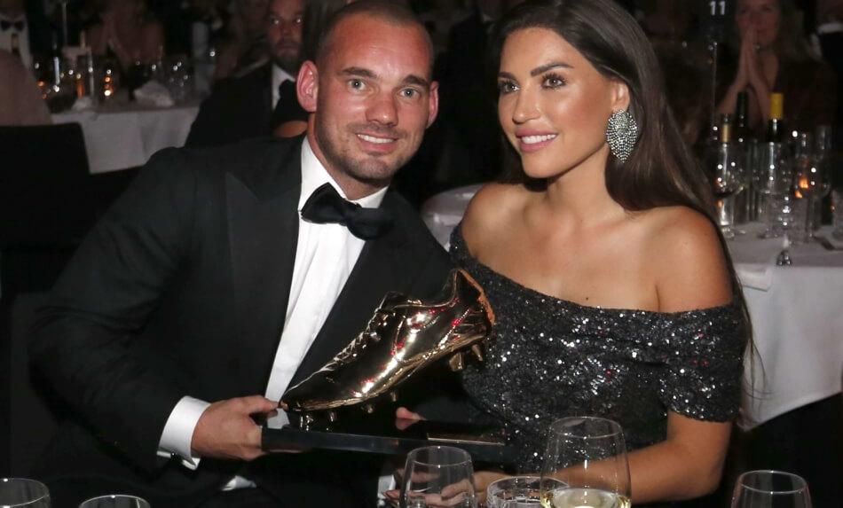 Sneijder en Yolanthe gaan scheiden