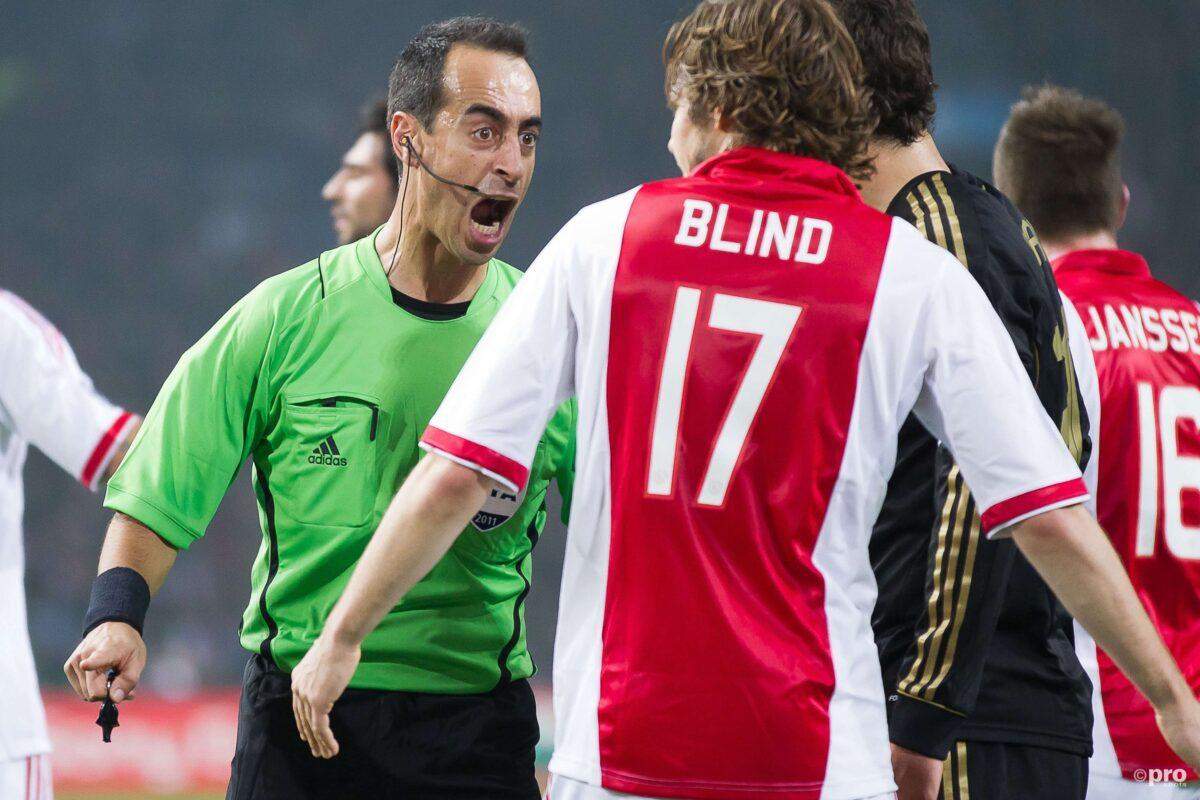 Die keer dat Ajax twee(!) goals onterecht afgekeurd zag worden tegen Real