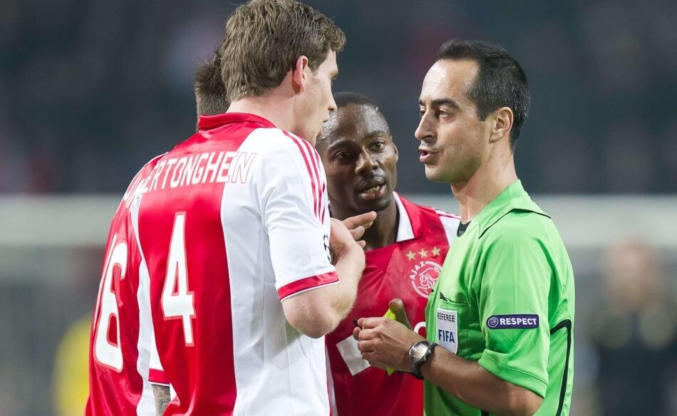 Twee goals onterecht afgekeurd Ajax