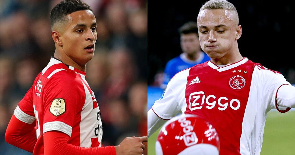 10 toptalenten van Ajax én PSV. Welke club heeft het het best voor elkaar?