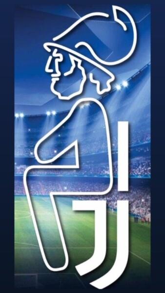 Nieuw Juventus-logo