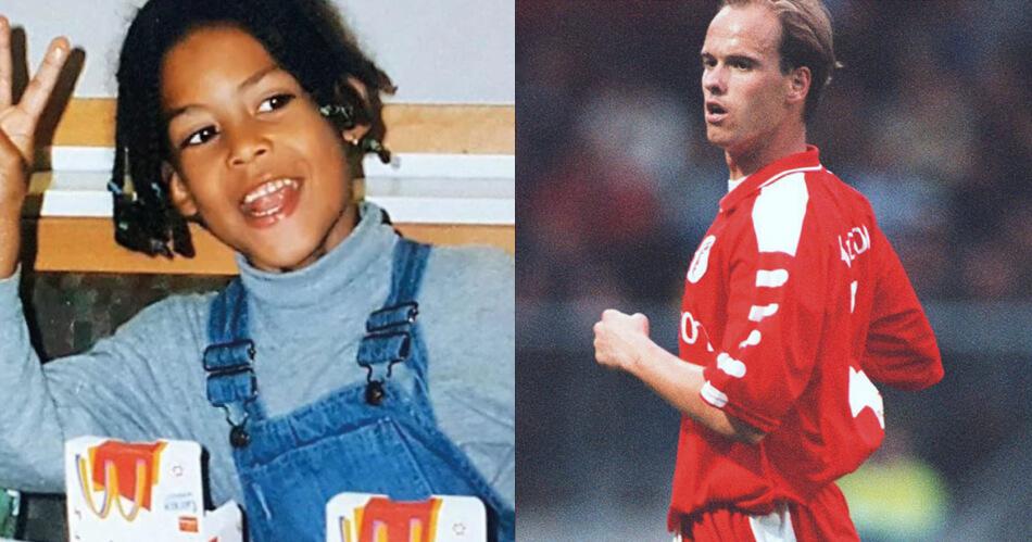 Zo zagen deze 9 beroemdheden eruit toen Ajax voor het laatst halve finalist was