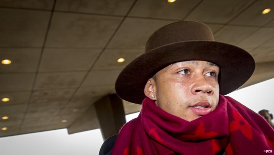 Memphis met hoed
