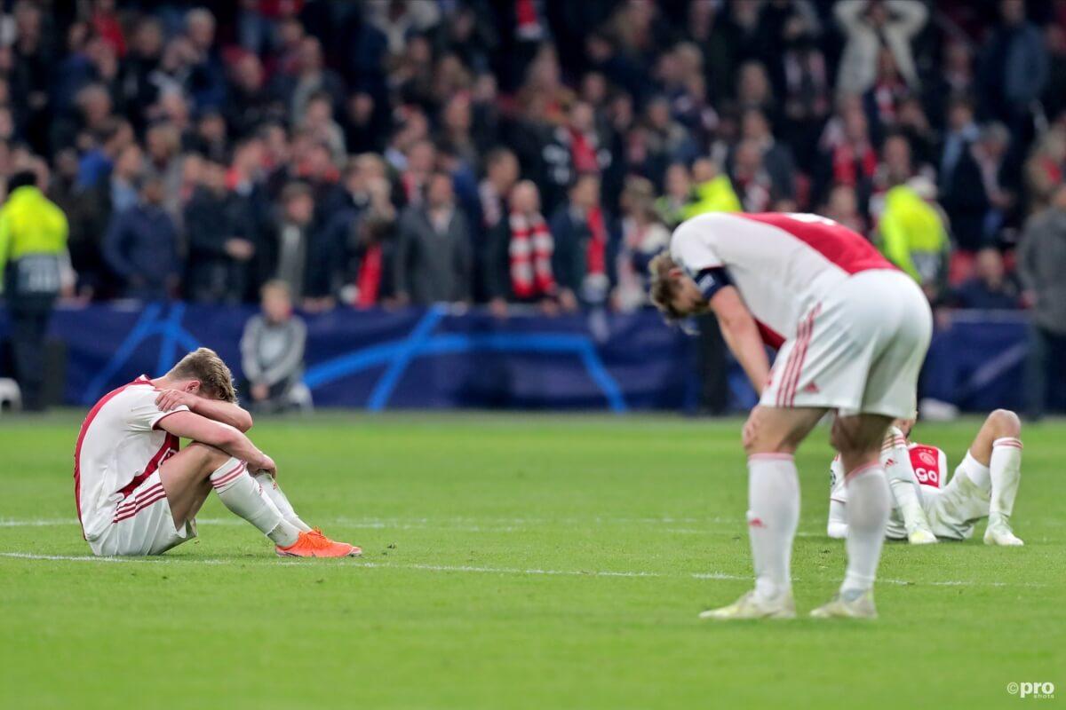 Door deze 4 dingen ga je je iets beter voelen na de Ajax-kater