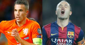 Dit waren vijf jaar geleden de 7 beste spelers in FIFA, en hier zijn ze nu