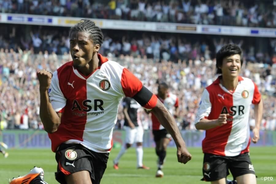 Georginio Wijnaldum voor Feyenoord