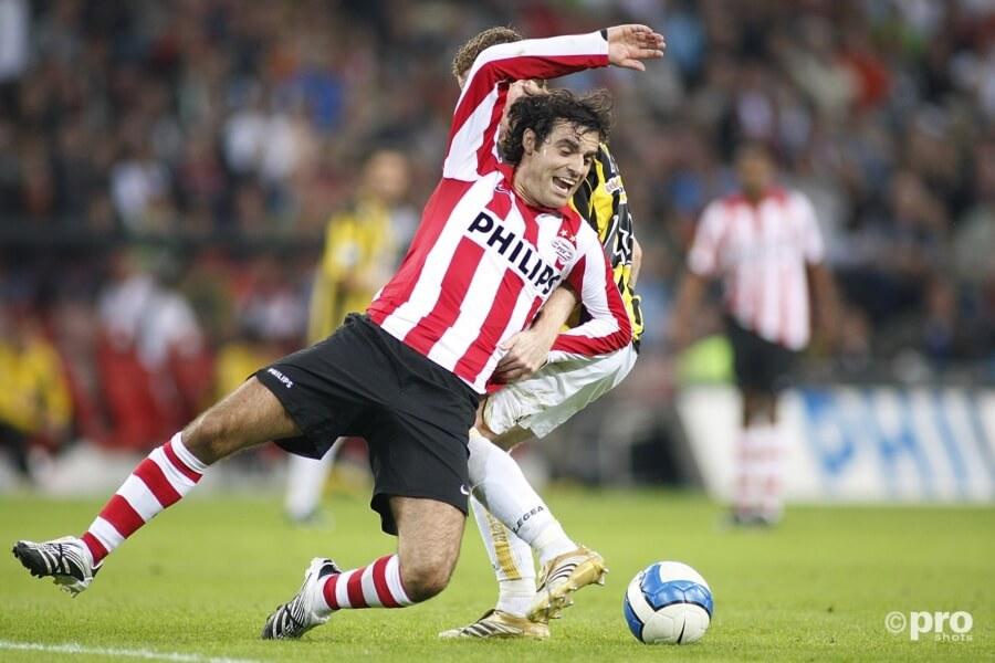 Kenneth Perez voor PSV