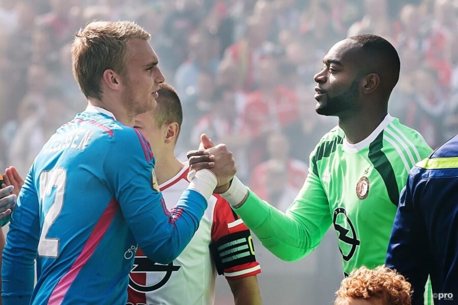 Kenneth Vermeer voor Feyenoord