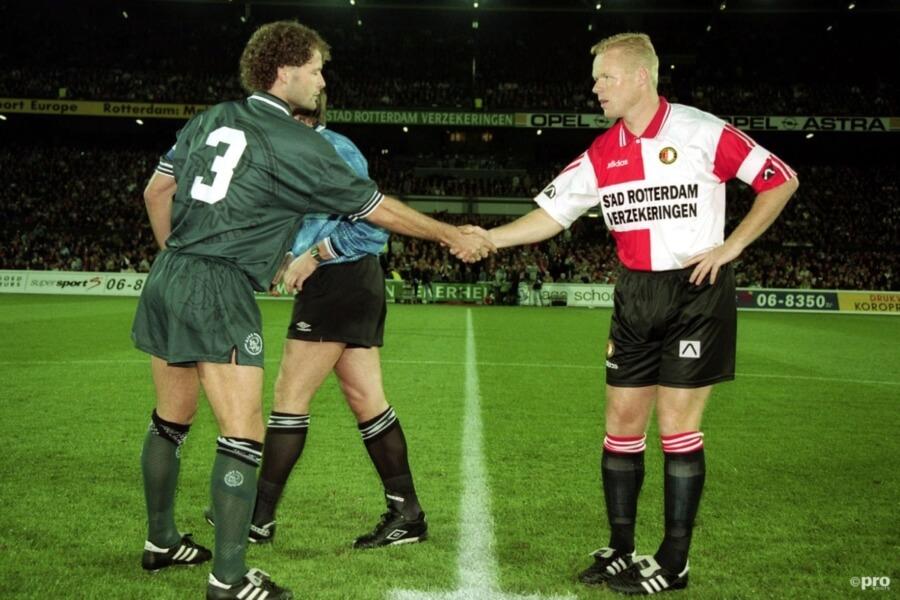 Ronald Koeman voor Feyenoord