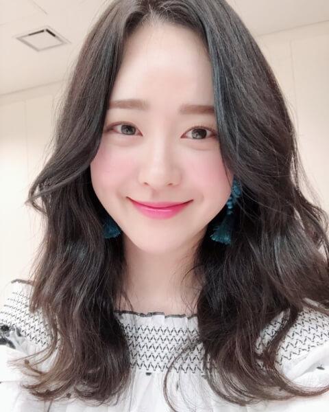 Yoo So-young, één van de ex-vriendinnetjes van Son