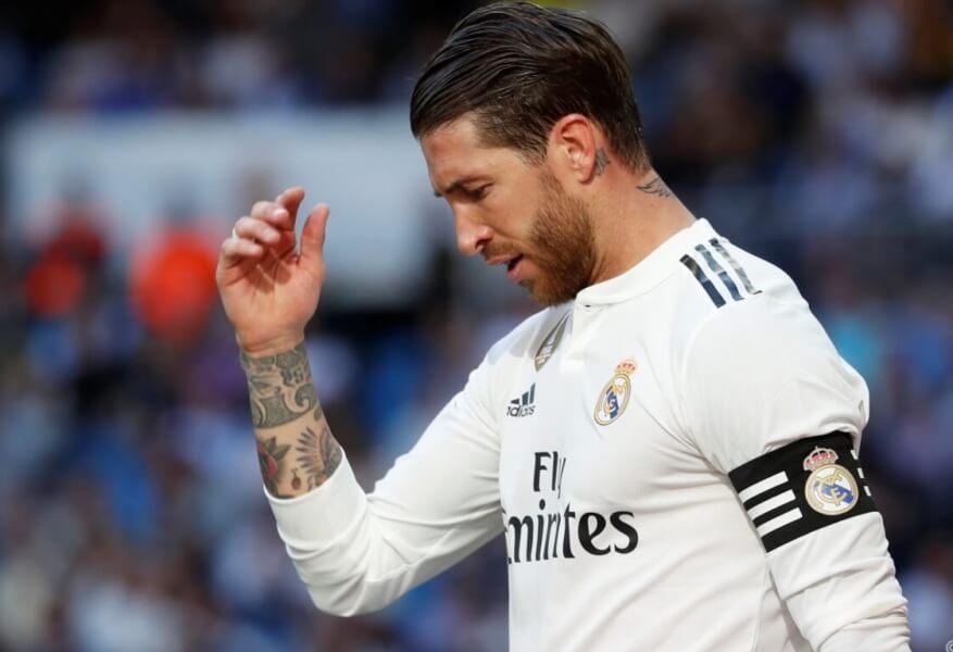 Sergio Ramos downgrade FIFA 20
