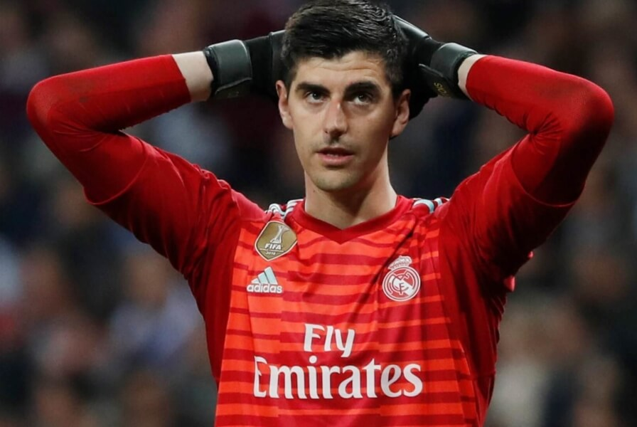 Thibaut Courtois downgrade FIFA 20