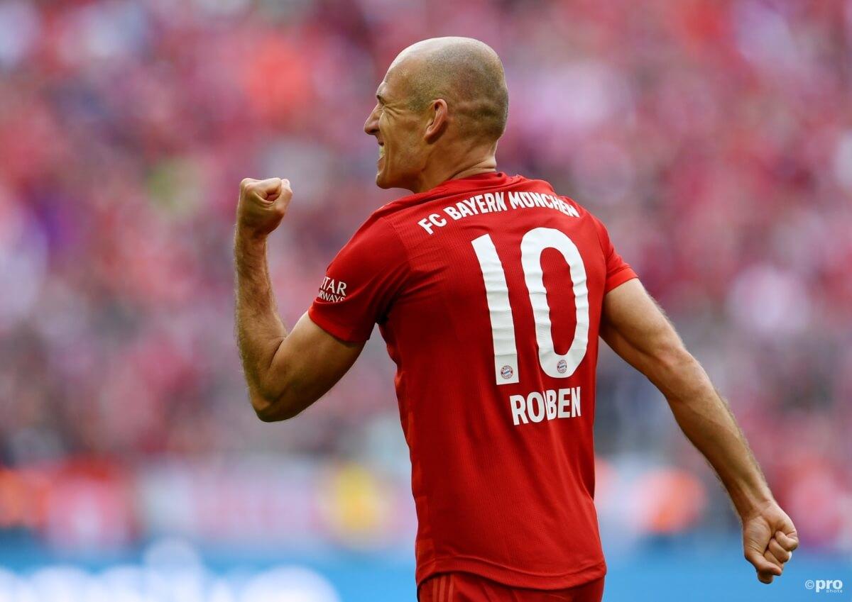 Zoveel geld heeft Arjen Robben om zijn pensioen mee te vieren