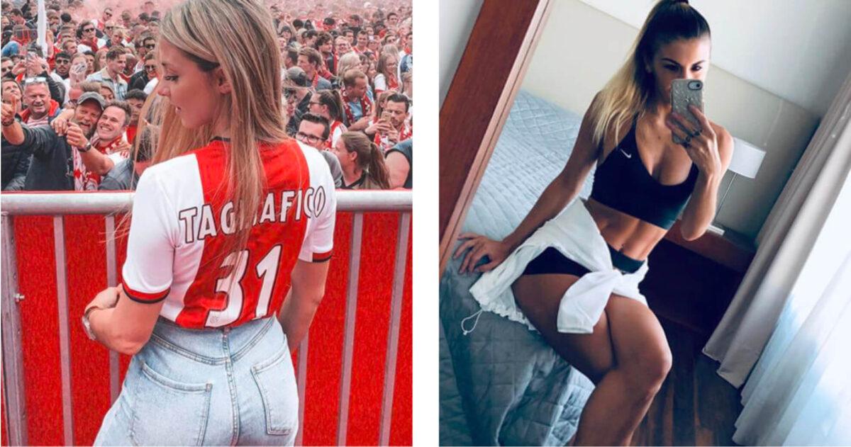 Dit zijn de 11 prima voetbalvrouwen van Ajax