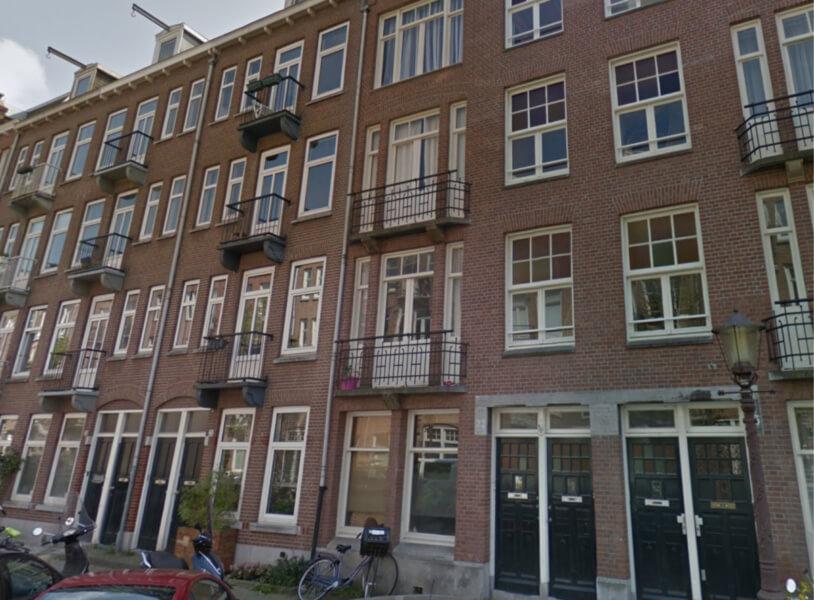 Eerste huis Frenkie de Jong in Amsterdam