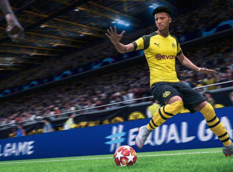 Hoe doe je lage voorzetten in FIFA 20?