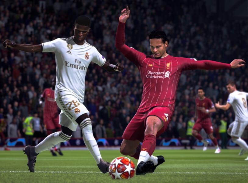 Tips bij verdedigen in FIFA 20