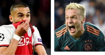 Beantwoord 3 vragen en wij weten welke Ajax-speler je bent