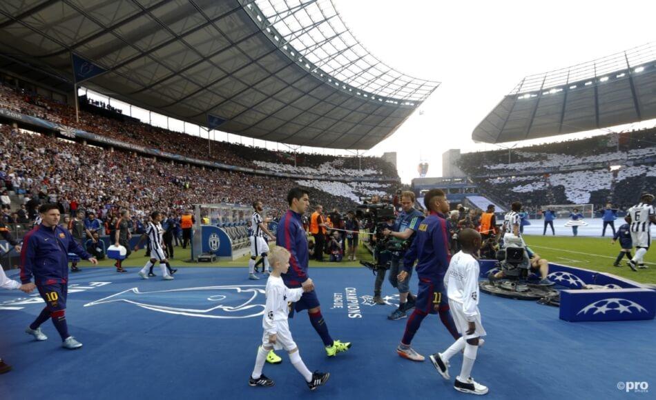 Champions League-finale in Berlijn 2015