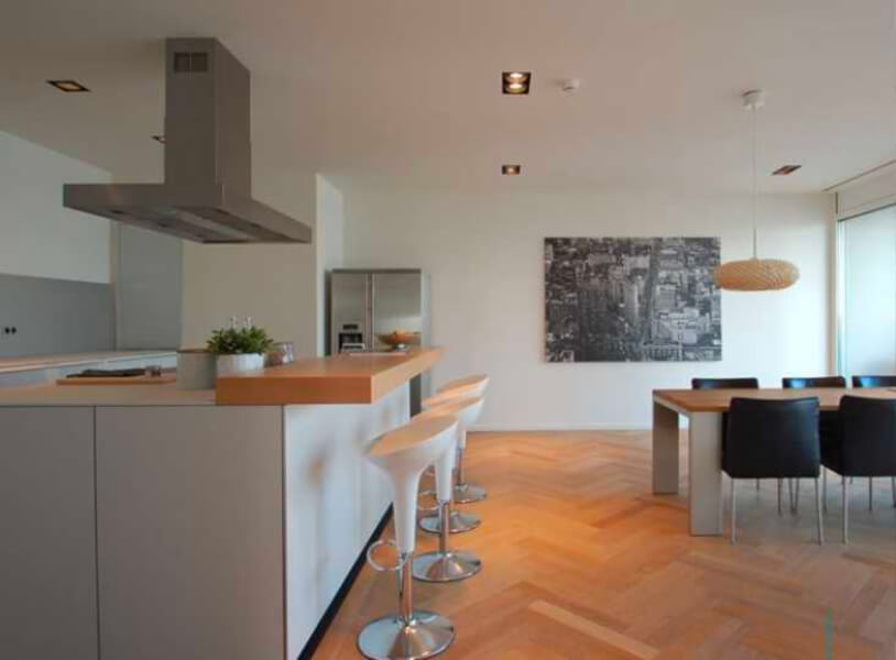 Ziyech woont in dit huis in Amsterdam