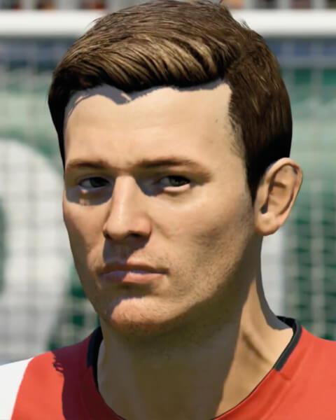 Joël Veltman in FIFA 20