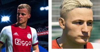 FIFA 20 geeft Ajax eindelijk game faces, en zoals je ziet was dat keihard nodig