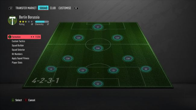 Beste formaties FIFA 20